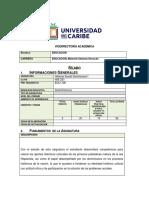 Silabo de Historia Social Dominicana I.pdf