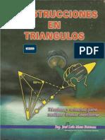 construcciones en triangulos