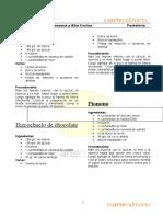 Clase 7- Bizcochuelo y pionono