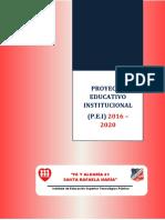 PEI2016-2020 IESTP FE Y ALEGRÍA 61