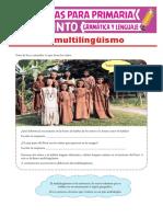 El-Multilingüismo