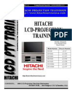 HITACHI  LCD_Train_Pack