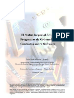 articulo contratos sobre software (noviembre 2010)