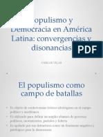 Populismo y Democracia_Vilas