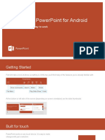 Presentation for Android