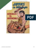 Hércules El Invencible - Joyas de La Mitología 14