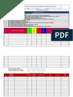 FORM Check List de Inspección e Inv Herramientas