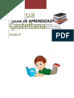 Guia de aprendizae Castellano  4°.docx