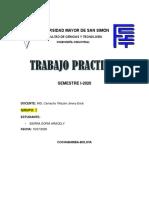 TRABAJO PRACTICO-SEGUNDO PARCIAL