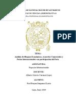 ANALISIS DE BLOQUES ECONÓMICOS Y ACUERDOS COMERCIALES DEL PERÚ.docx