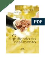 Baixar O significado do casamento Livro Grátis (PDF ePub Mp3) - Timothy Keller & Kathy Keller.pdf