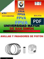 ANILLAS Y PASADORES DE PISTÓN