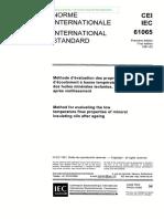 IEC 61065 Methode d'évaluation des propriétés  des huiles minérales.pdf