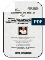 Directiva Nº027-2010 Concurso de Sociodrama - UGEL Satipo - Rode Huillca.docx