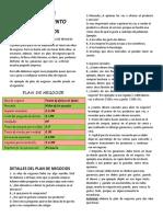 TALLER DE EMPRENDIMIENTO plan de negocios Y PON TUS TALENTOS AL SERVICIO DE LOS DEMAS SOPA DE LETAS Y CLASIFICACION DE LAS EMPRESAS