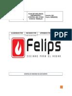 plan de prevencion del covid felipe castellanos
