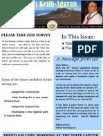 Rep. Keith-Agaran January 2011 Newsletter