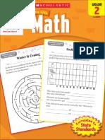 Scholastic Success with Math Grade 2