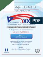 (2016-08-01) - 2011 - Implementación de NICSP Debilidades y Fortalezas - Carmen Giachino de Paladino