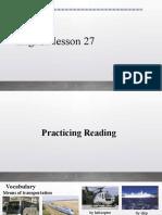 English lesson 27 (2).pptx