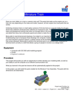 Project2_3_1Miniature_Train