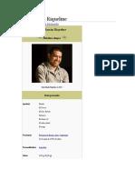 Biografia Juan Román Riquelme