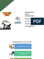 Análisis político en el sector minero-energético
