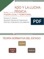 Poder local y territorial