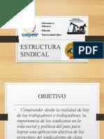 Estructura Sindical