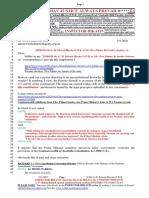 20200802-Mr G. H. Schorel-Hlavka O.W.B. to Mr Clive Palmer Re Border Closures, Etc-SUPPLEMENT 1