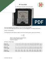 Rf power_meter