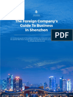 Hongda - Do Business in Shenzhen