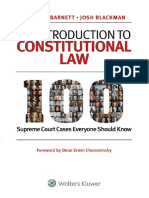 An Introduction to Constitution - Randy E. Barnett_1