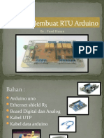 Tutorial Membuat RTU Arduino