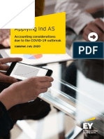 Applying Ind AS_accounting considerations_updated July 2020