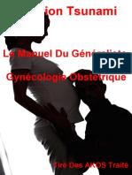 Le Manuel Du Généraliste - Gynécologie Obstétrique.pdf