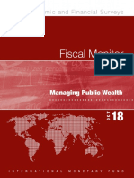 Fiscal Monitor 2018