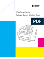 OfficeJet original - Service Manual