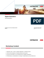 Hitachi ABB Power Grids Digital Substations workshop 03.07.2020