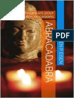 Abracadabra _ Formules magiques - Adrien P. Eisen.pdf