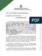 MINISTÉRIO PÚBLICO FEDERAL PROCURADORIA DA REPÚBLICA - PARAÍBA