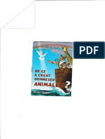 De ce a creat Dumnezeu animalele.pdf