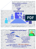 Curs 6 Sdr Neostriat-diskinetic
