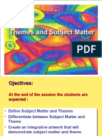 Lesson 9-themes and subject matter.ppt