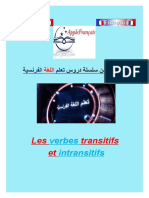 c52 les verbes transitifs et intransitifs