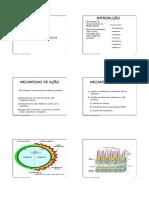 Farmacologia - Aminoglicosídios