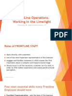 Session 9. Front-Line Operations - Working in the Limelight.pdf