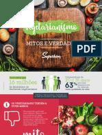 Vegetarianismo Mitos e Verdades