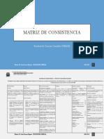 Matriz de Consistencia UNMSM