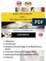 NCORT BLS for HCW 2015 ppt